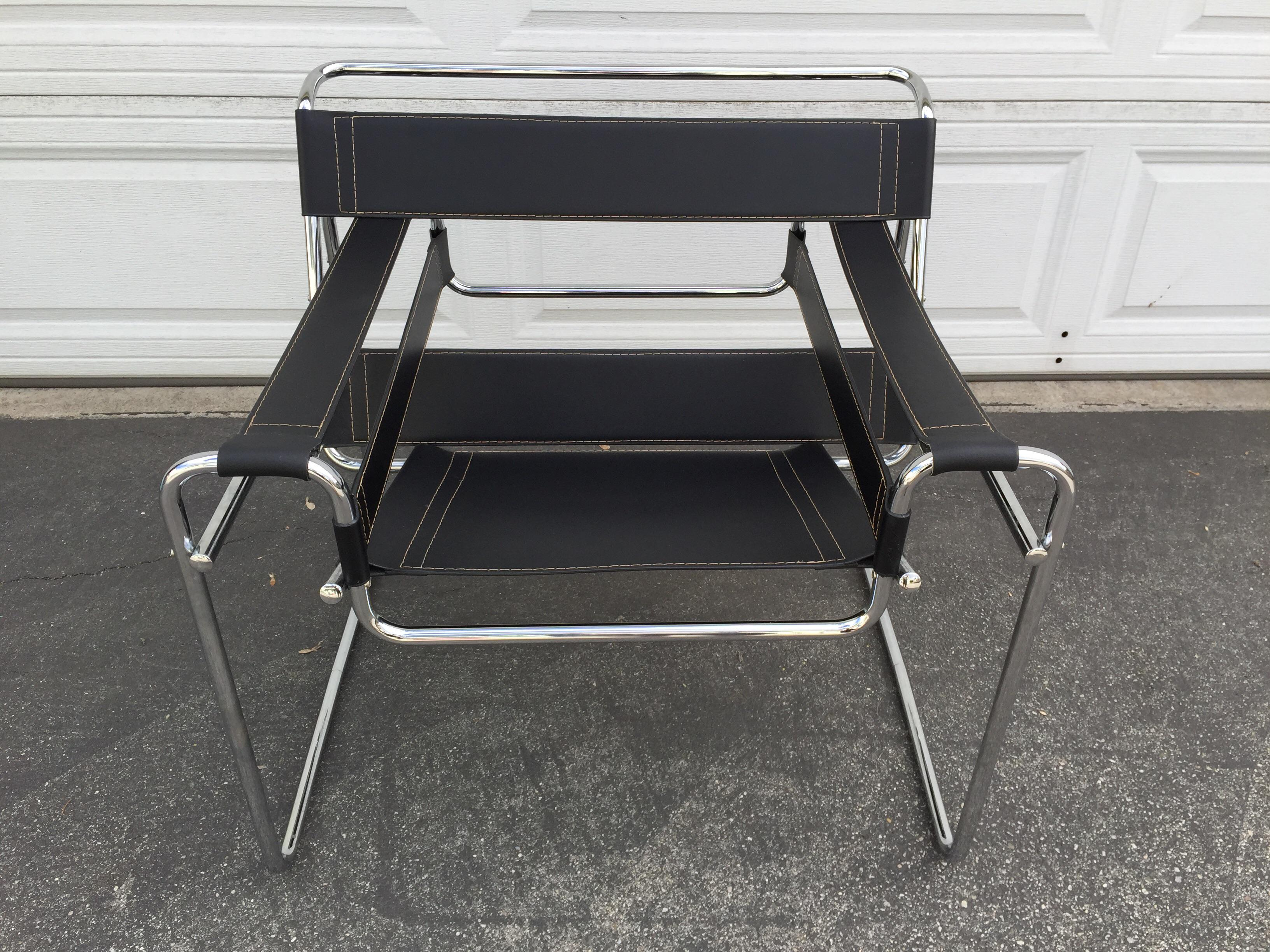 Wassily Chair Reproduction   Image 2 Of 5