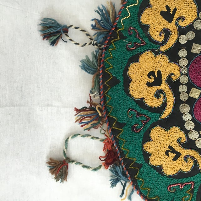 Ethnic Wall Medallion Tapestry - Image 7 of 8