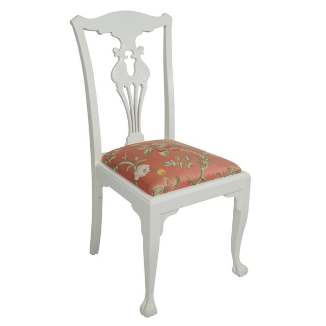 Chippendale Side Chairs - Set of 5 - Image 3 of 7