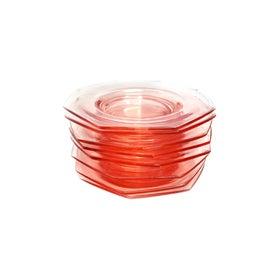 Image of Transparent Dinnerware