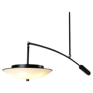 Contemporary Christopher Objects Draftsman No.1 Cantilever Pendant Light by Topher Gent For Sale