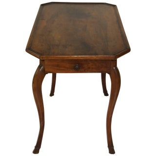 Pretty French 18th Century Table With Hoof Feet For Sale