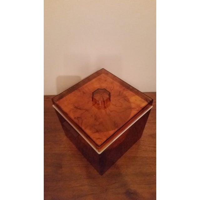 Mid-Century Plastic Tortoise Ice Bucket - Image 3 of 4