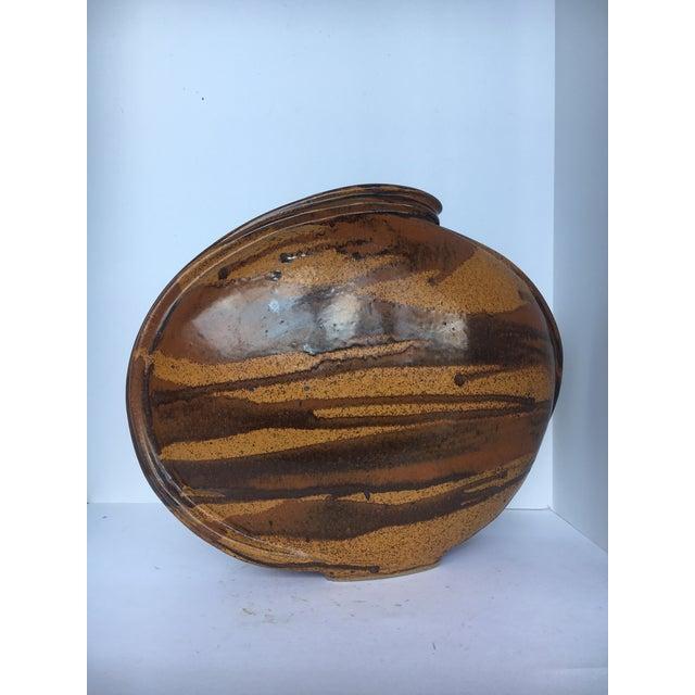 Ceramic Ceramic Vessel For Sale - Image 7 of 7