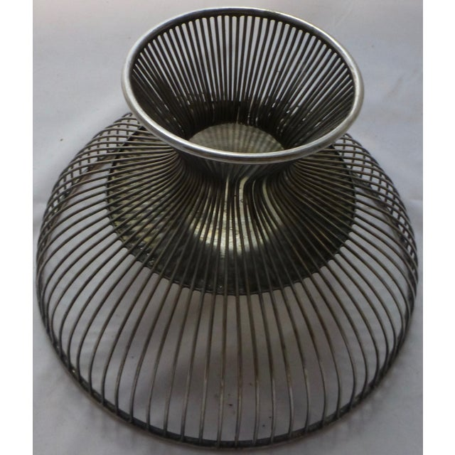 Warren Platner Style Mid Century Fruit Basket - Image 6 of 11