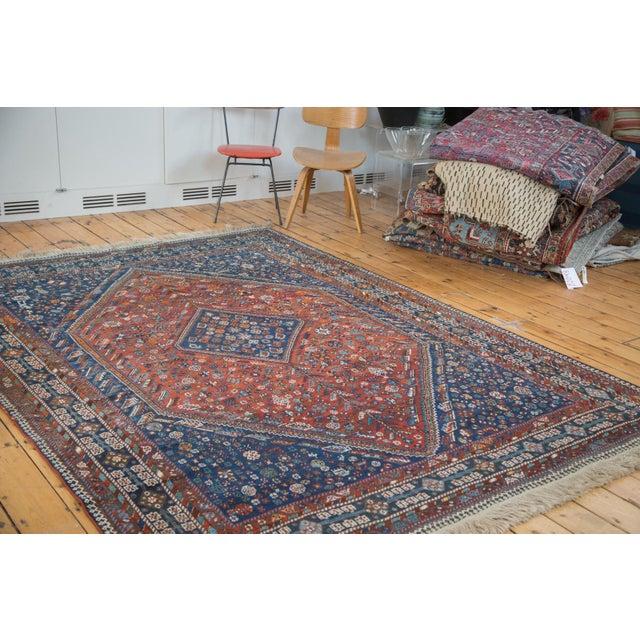 "Vintage Shiraz Carpet - 7'3"" X 9'5"" - Image 5 of 10"