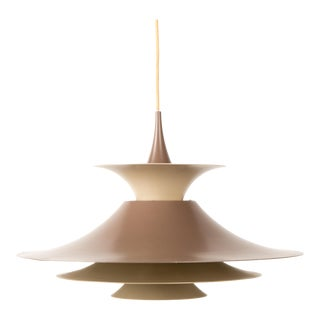 """Radius"" Pendant Lamp by Erik Balslev for Fog & Morup For Sale"