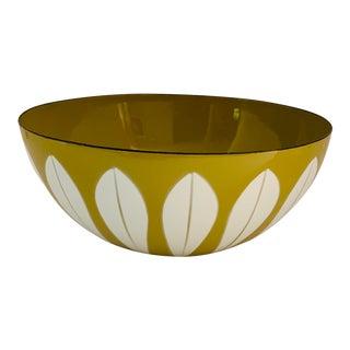 Mid-Century Cathrineholm Enamel Bowl For Sale
