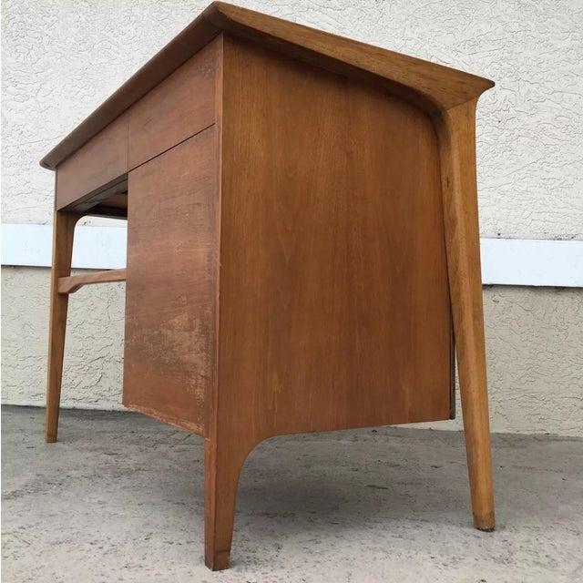 Drexel Profile K95 Desk Designed by John Van Koert - Image 5 of 11