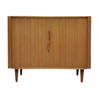 Dunbar Tambour Door Chest by Edward Wormley For Sale