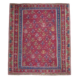 Antique Sharkoy Kilim For Sale