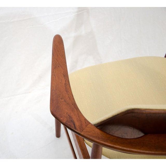 Set of Six Danish Teak Dining Chairs, Arne Hovmand Olsen For Sale In San Francisco - Image 6 of 13