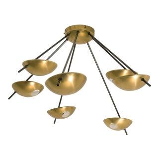 Lighting / Design for Macha Helios Septem II Flushmount For Sale