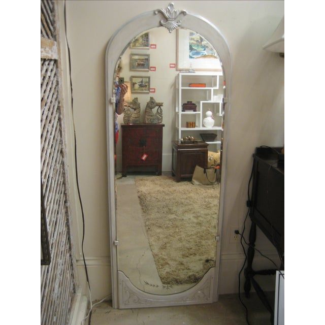 Vintage Floor Mirror - Image 2 of 6
