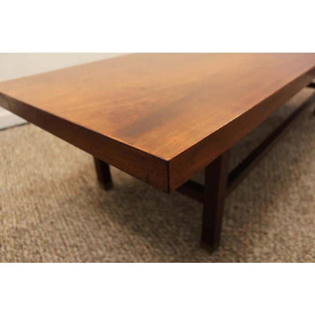 Mid-Century Modern H. Paul Browning Coffee Table - Image 9 of 11