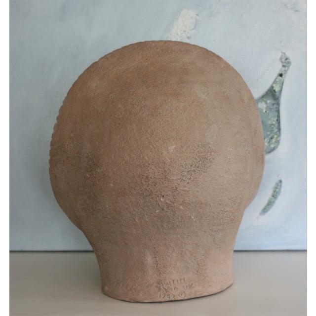 1968 Paul Bellardo Sun Face Sculpture - Image 7 of 7