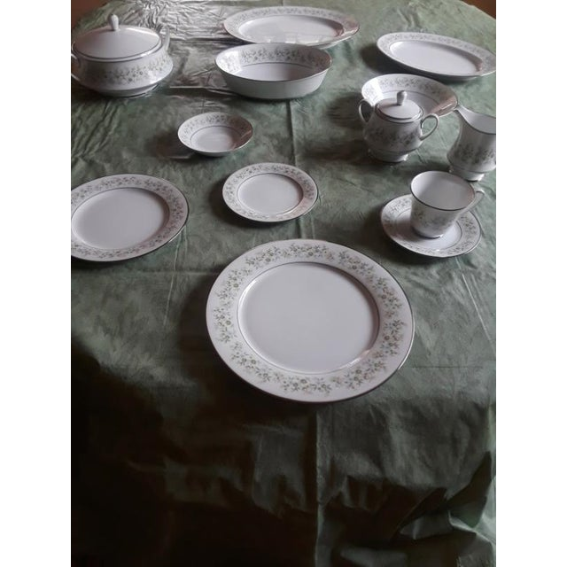 Noritake Savannah China - 96 Pieces For Sale - Image 6 of 9