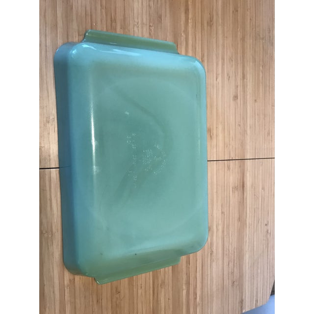 Anchor Hocking Fire King Jadeite Casserole Dish For Sale In Los Angeles - Image 6 of 7
