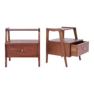 John Keal for Brown Saltman Night Stands For Sale