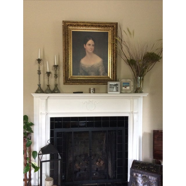 Miss Pearce by Thomas Sully For Sale - Image 4 of 7