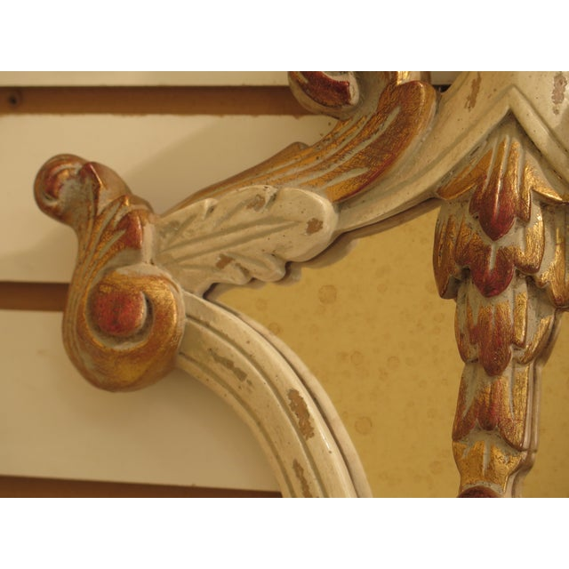 Ethan Allen Venetian Mirrored Wall Sconces - a Pair For Sale - Image 10 of 11