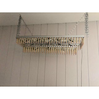 One of a Kind Hand Made Bullet Chandelier Preview