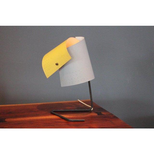 Lester Geis T-5-G Lamp for Heifetz, 1951 For Sale - Image 11 of 11