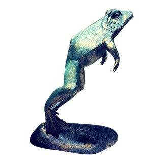 Frog Fountain For Sale