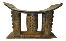 Image of African Benches