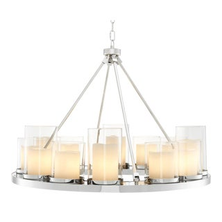 Candle Chandelier 90cm | Eichholtz Summit For Sale