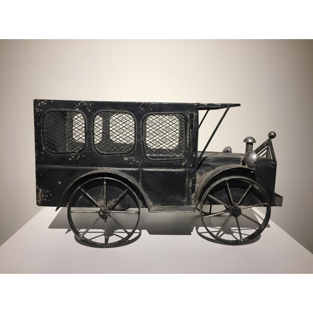 Antique Metal Car Model - Image 5 of 8