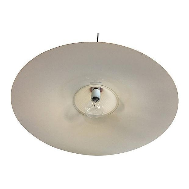"1960s ""Semi"" Pendant Chandelier by Fog & Morup For Sale - Image 9 of 11"