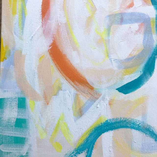 Loca Contemporary Abstract Painting For Sale - Image 4 of 6