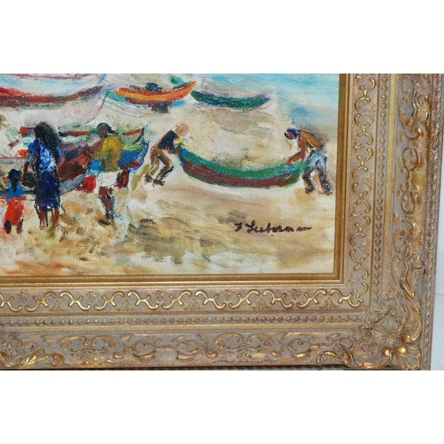 Frances Beatrice Liberman Frances Beatrice Lieberman Painting For Sale - Image 4 of 8