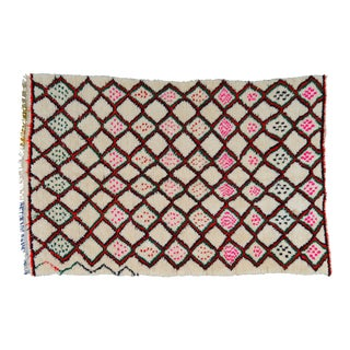 Moroccan Rug - 8'10'' X 5'6'' For Sale