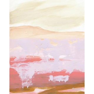 "Contemporary Fine Art Print, ""Blushing Dawn"", Angela Seear, 11"" X 14"" For Sale"