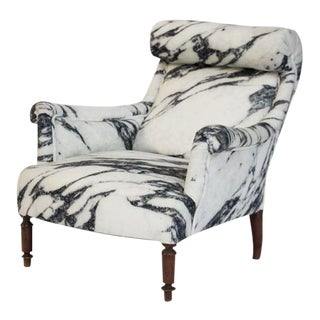 Scroll Back Chair For Sale