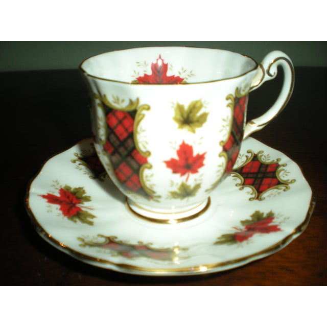 Royal Adderley Tea Cup & Saucer - A Pair - Image 5 of 6
