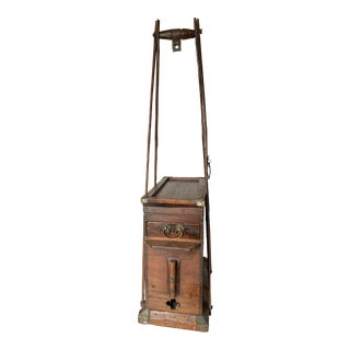 1910s Chinese Bellows Cabinet For Sale