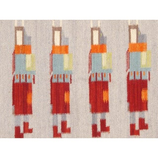 Modern Pasargad Home Navajo Style Wool Area Rug- 2′1″ × 3′ Preview