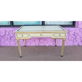 French John Widdicomb Directoire Style Painted Desk Preview