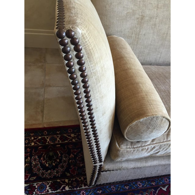 Mid-Century Modern George Smith Tiplady Knole Sofa For Sale - Image 3 of 7