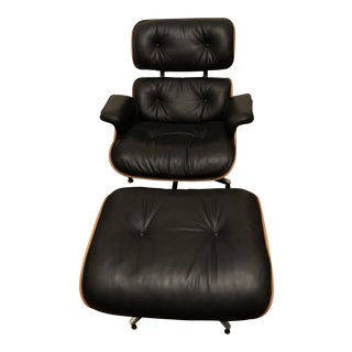 Modern Herman Miller Eames Lounge Chair For Sale