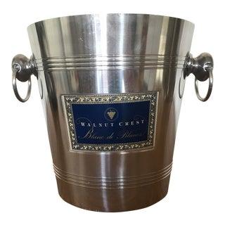 Walnut Creek Aluminum Champagne Buckets