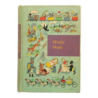 1950s Vintage Children's Fantasy Book For Sale