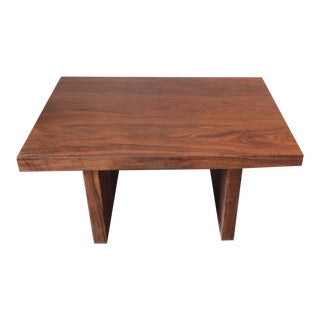 Bauhaus Style Coffee Table For Sale