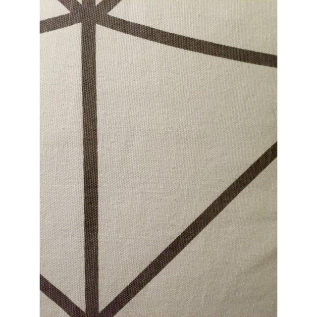 Gray & White Geometric Pillows - Set of 4 - Image 10 of 11