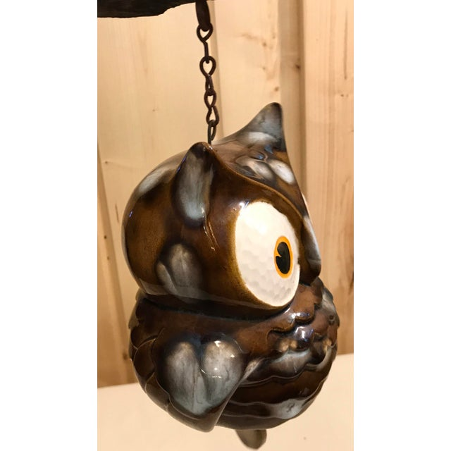 Vintage Owl Wind Chime - Image 5 of 7