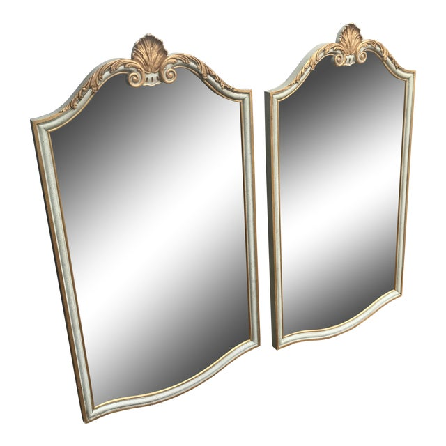 John Widdicomb Antique Mirrors - A Pair - Image 1 of 11