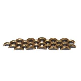 Gerda Lynggaarde Monies Resin Link Cuff Bracelet For Sale
